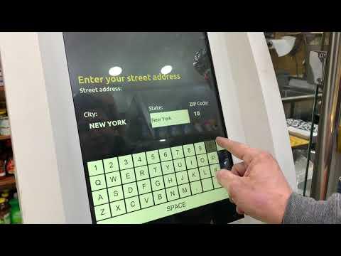 ATM BITCOIN MACHINE - SACAR BTC EM DÓLAR E COMPRAR BTC