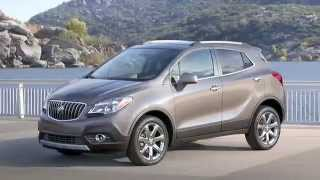 2014 Buick Encore Overview -- U.S. News Best Cars