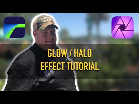 Glow / Halo Effect How To Tutorial - Luma Fusion