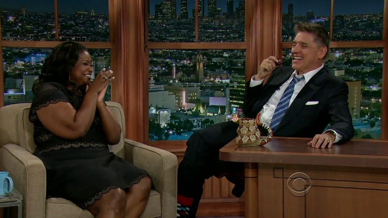 Late Late Show with Craig Ferguson 7/21/2014 Octavia Spencer, Brad Goreski