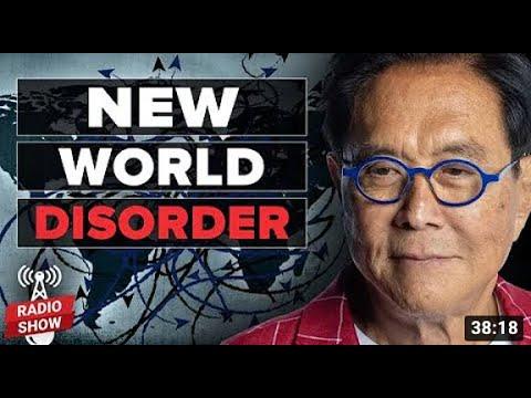 Inflation is REAL:  New World Disorder | Robert Kiyosaki, Kim Kiyosaki, and Gerald Celente