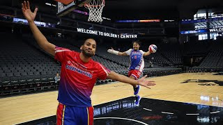 I Tried Out For The Harlem Globetrotters!