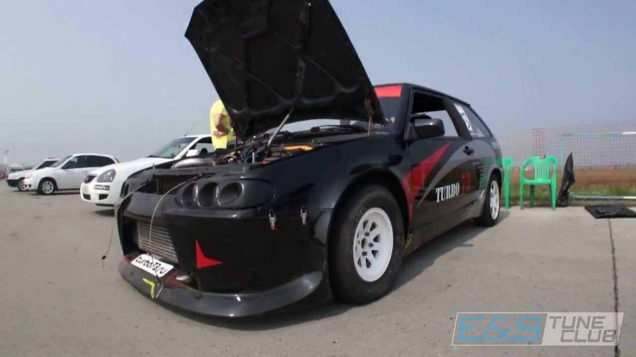 Ваз 2113 (500 л.с.) Самый быстрый автомобиль Ульяновска ...