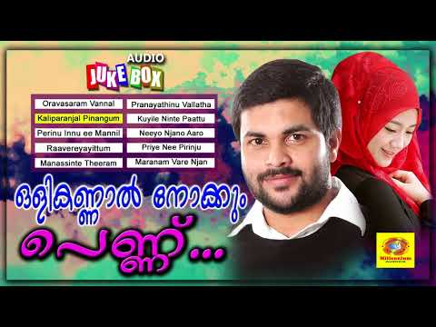 ഒളികണ്ണാൽ നോക്കും പെണ്ണ് | Romantic Malayalam Album Songs | Latest Romantic Mappila Album