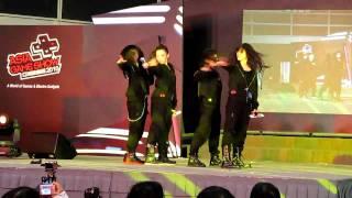 Black Jack cover~Last Farewell(2ne1 ver.)@AGS Show 2010