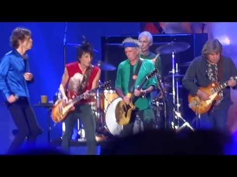 THE ROLLING STONES + MICK TAYLOR 'MIDNIGHT RAMBLER' @ HYDE PARK, LONDON 2013