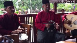 Muzik Tradisional Gambus, Negeri Johor