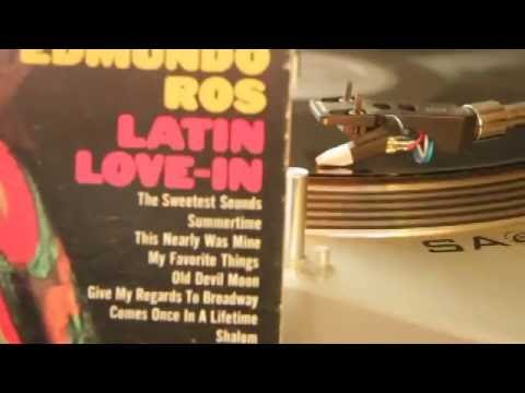 Edmundo Ros - Latin Love in (FULL ALBUM)