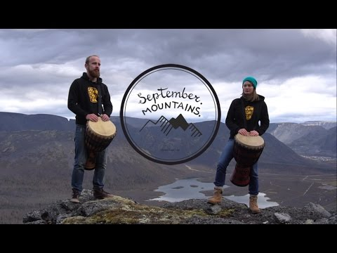 DrumTamTam - September. Mountains (drum, percussion, djembe, doumbek)