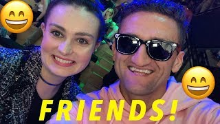 HANGING OUT WITH CASEY NEISTAT IN NYC!