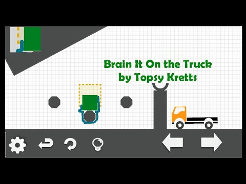 Brain It On the Truck level 30 5 stars