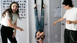 SURPRISING MY ROOMMATE WITH AN *ADULT* SWING!! thumbnail