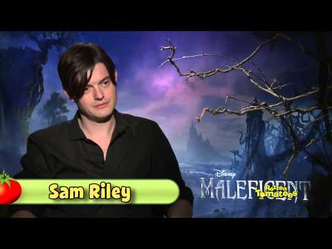 Elle Fanning, Sam Riley, & Sharlto Copley of Maleficent