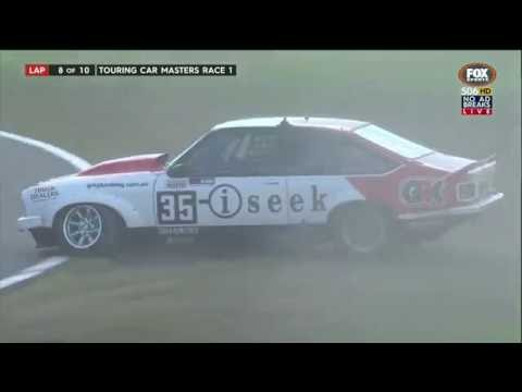 2016 Touring Car Masters - Hidden Valley - Race 1