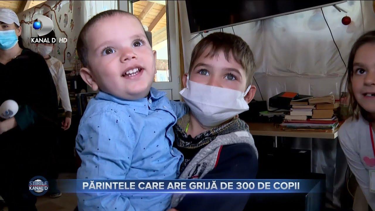 Stirile Kanal D (15.04.2021) - Valea Plopului, camin pentru copiii abandonati | Editie de pranz