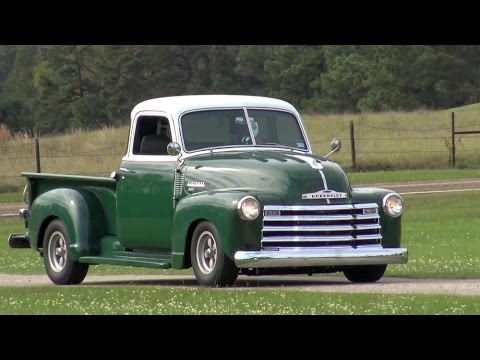 Texan 1949 Chevrolet 3100 5 Window Classic Pickup Truck