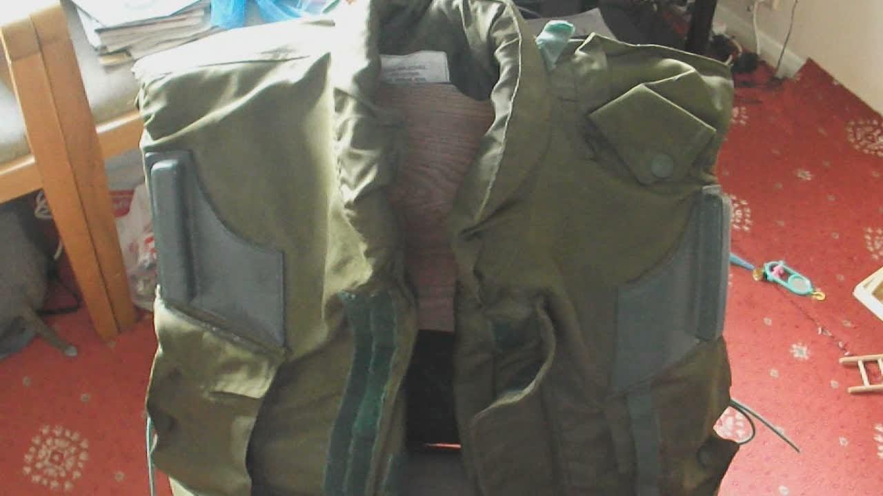 Flak Jacket