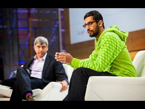 Google CEO's | Differences Between Larry Page & Sundar Pichai