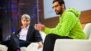 Google CEO's   Differences Between Larry Page & Sundar Pichai