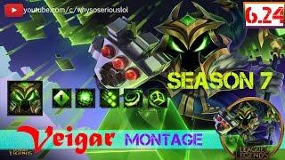 Veigar montage | Best Veigar highlights Season 7 | Veigar one shot | League of Legends