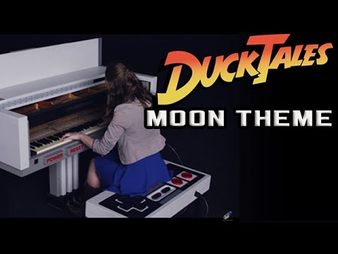 DuckTales Moon Theme - Sonya Belousova (dir: Tom Grey)