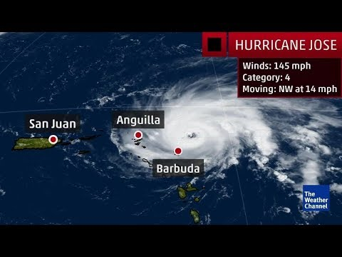 The Weather Channel HD/Tracking Hurricane Jose and Maria