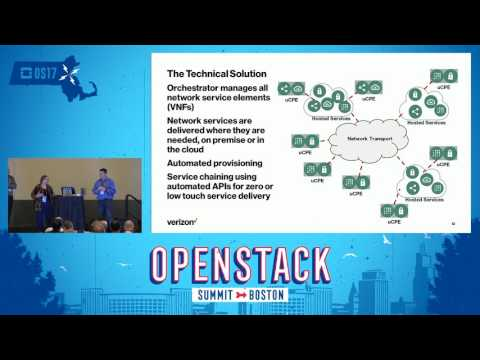 Verizon Product Case Study - OpenStack at the Edge
