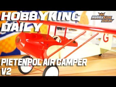 Pietenpol Air Camper V2 - HobbyKing Daily