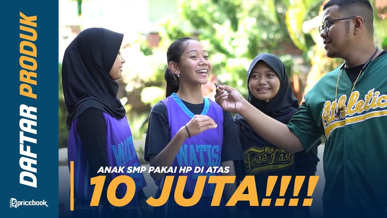 Download 7 HP Anak SMP Masa Kini, Anak Sultan Pakainya iPhone XS Max!