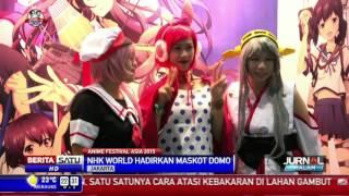 Kemeriahan di Anime Festival Asia Indonesia 2015