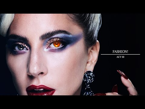 Lady Gaga - Fashion! (HYDRA: The Kingdom Of Madness Tour) [Fanmade]