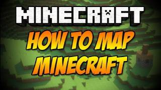 Minecraft: How To Use A Mapper! | iJevin
