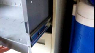 Malfunctioning Drawer For Hon 700 Series Four Drawer Lateral File Cabinet