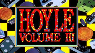 Hoyle's Book of Games Vol.3 (PC/DOS) 1991, Sierra On-Line