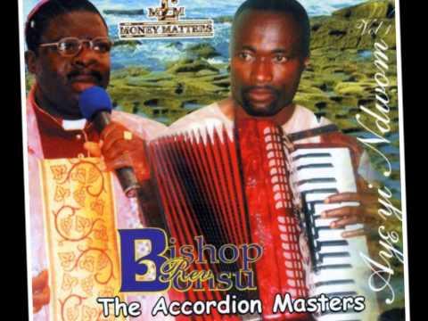 Bishop Michael Osei Bonsu - Mokama no nye