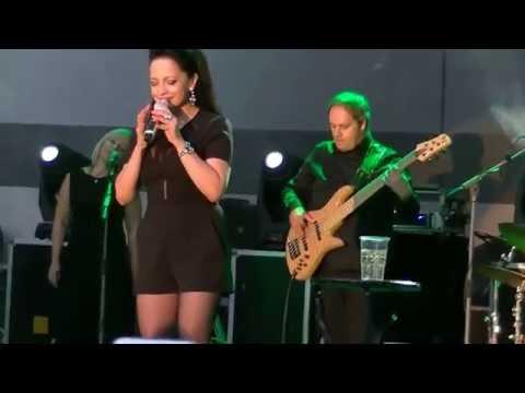 Lucie Bílá - Vokurky live Sered´ 7.8.2016