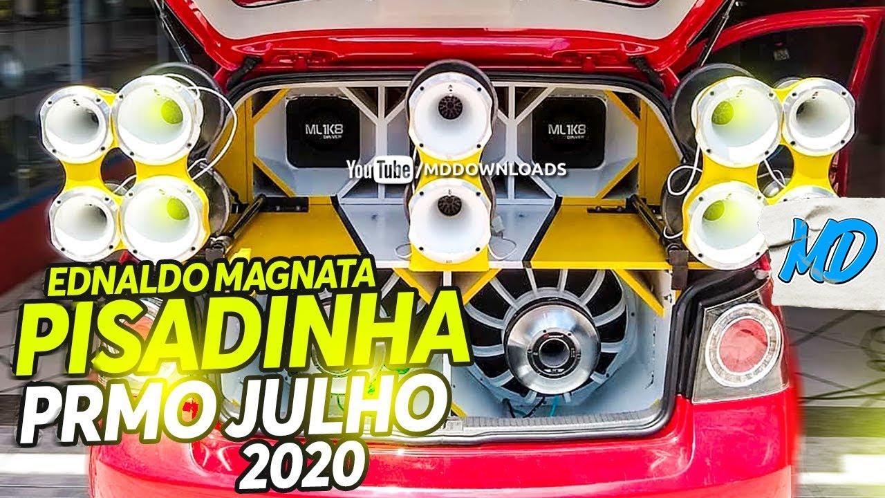 CD PISADINHA - EDNALDO MAGNATA PROMOCIONAL JULHO 2020 - PRA PAREDÃO (MEDIOS NA ALTA)