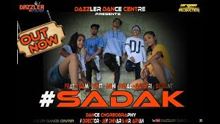 #SADAK Dance Choreography | EMIWAY BANTAI | DAZZLER DANCE CENTRE | ARYAN PRODUCTION |
