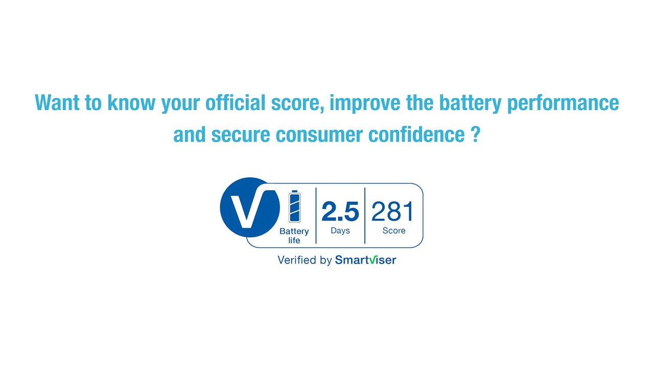 ViserMark Battery Life Score Introduction