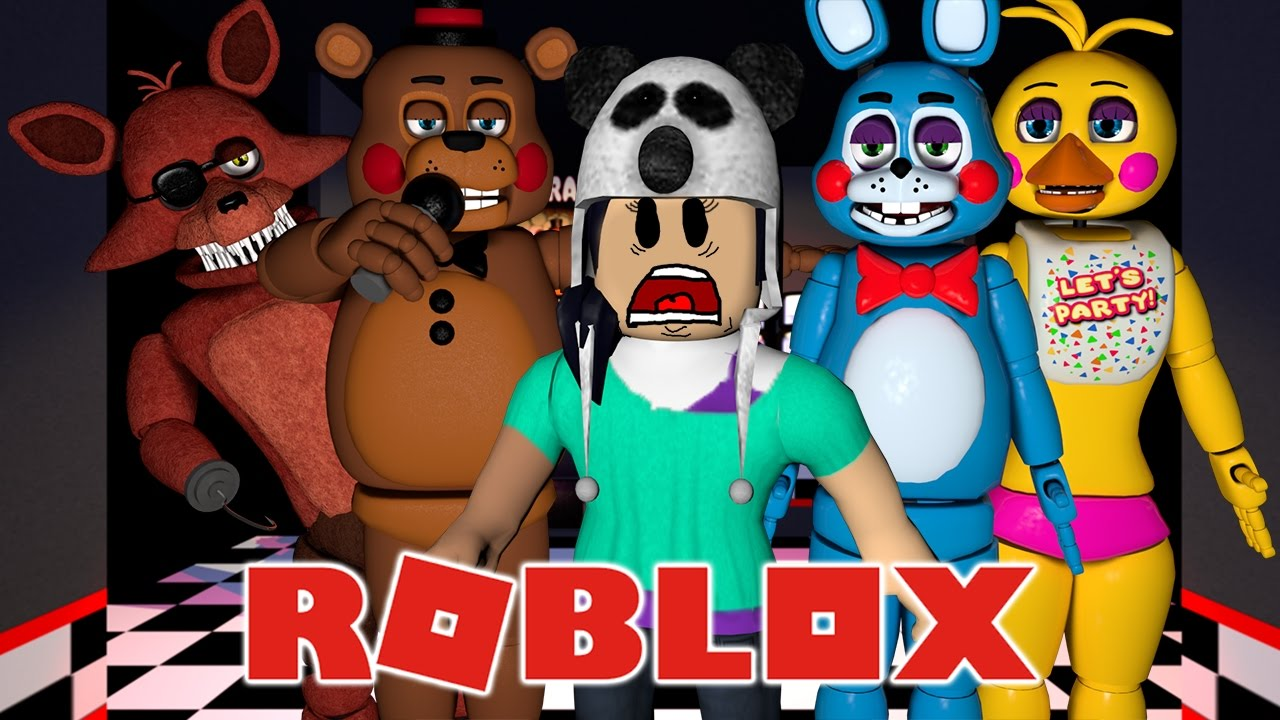 how to make a fnaf game in roblox