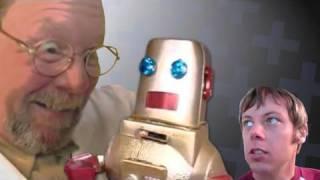 robot full body costume bfx
