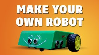 ROBOT Made in Pakistan | Do it yourself Robot Toy for kids | Unboxing & Review | Telemart