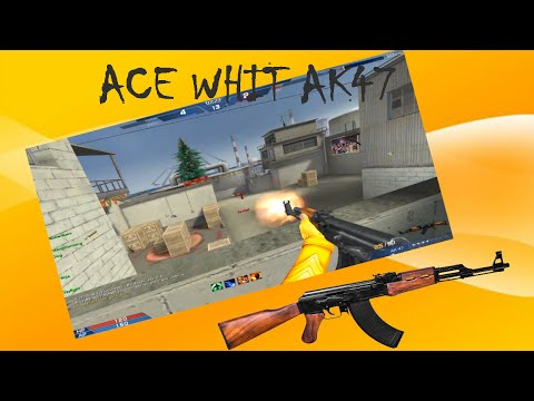 (Mat legacy)Mission Against Terror) Boom Mode Ace with AK47