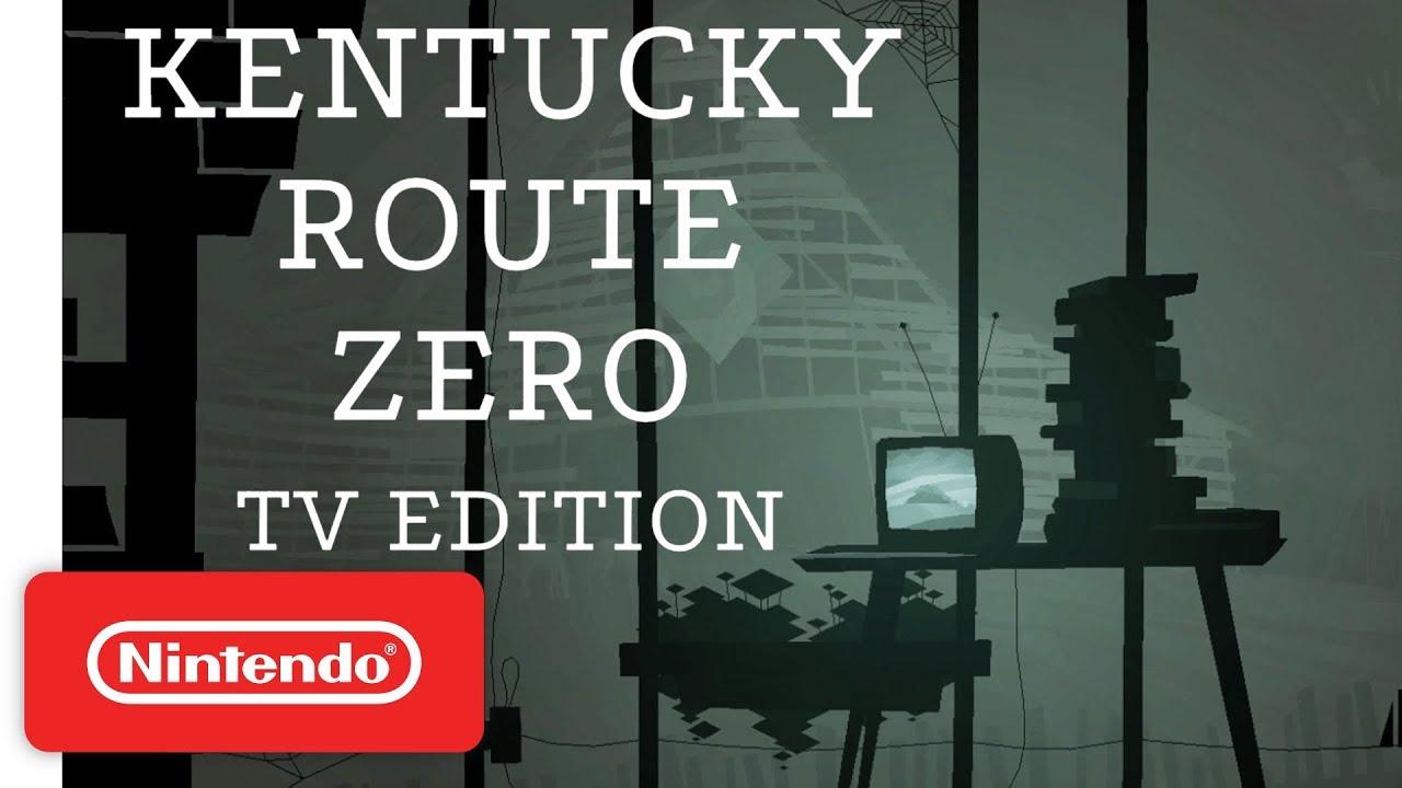 nintendo switch ports : kentucky route zero