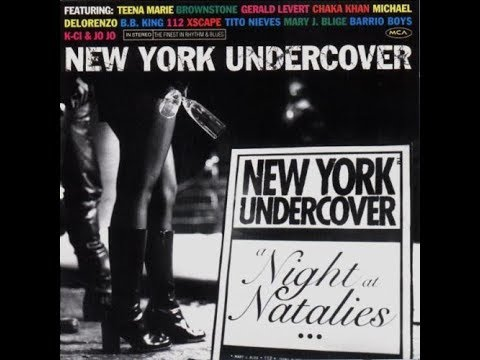 NEW YORK UNDERCOVER (Barrio Boyzz)A Love Of Your OwnR&B