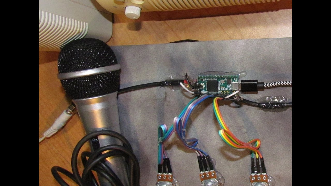 how to make a voice sound robotic in audacity