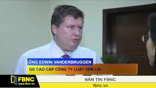 News from FBNC TV Channel in Vietnam of VDB-Loi's Myanmar Investment and Finance Update Seminar.