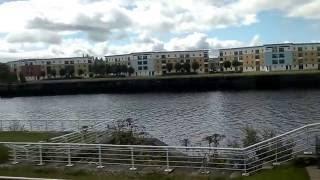 جولة سياحية بالحافلة في مدينة غلاسكو الاسكتلندية - Trip By Coach In Glasgow City / Scotland