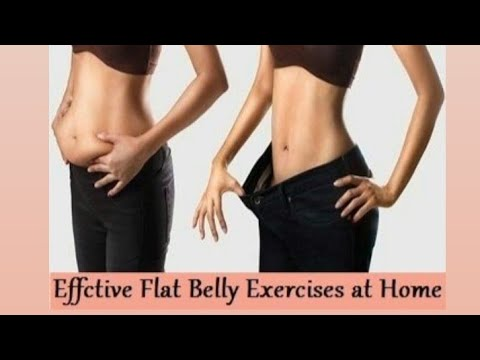 simple yoga exercises to lose belly fat in 1 week  best