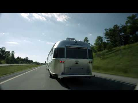 Airstream Travel Trailers: Easy Towing